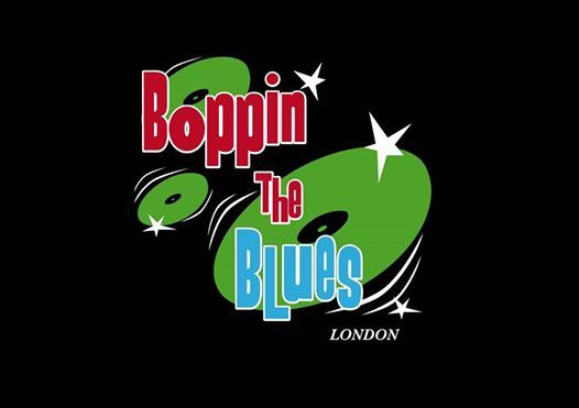 Save the Date - Boppin the Blues Christmas Party 2019