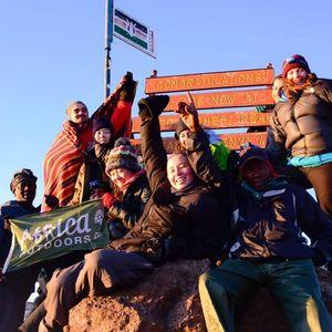 Mount Kenya Climbing (Sirimon Route)4 Days