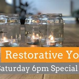 Restorative Yoga with Georgia May Collier-Smith