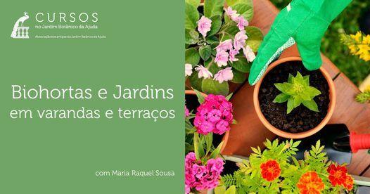 Biohortas e Jardins em varandas e terraços, 3 July   Event in Lisbon   AllEvents.in