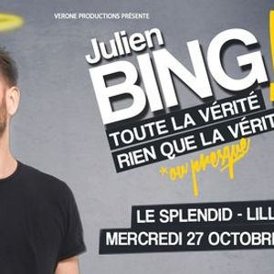 Julien Bing  Le Splendid Lille  27102021