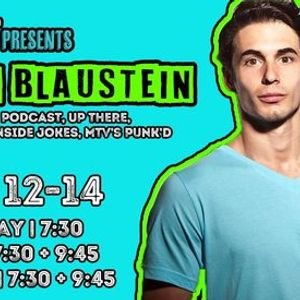 Michael Blaustein Nov 12-14