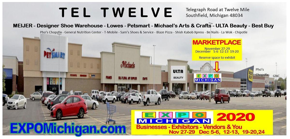 T Mobile Christmas Commercial 2020 EXPO MICHIGAN MARKETPLACE 2020   Tel Twelve Sponsor 300