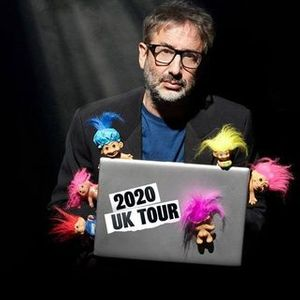 David Baddiel  Trolls Not The Dolls