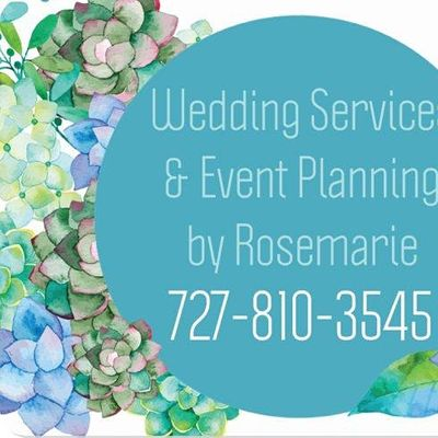 Event Planning by Rosemarie