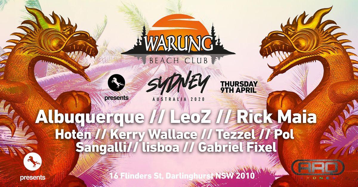 Warung  Club Sydney