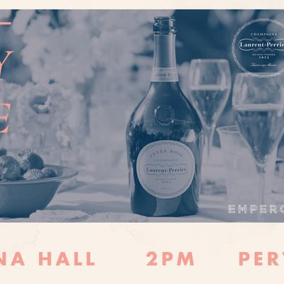 Sunday Soire with Laurent-Perrier