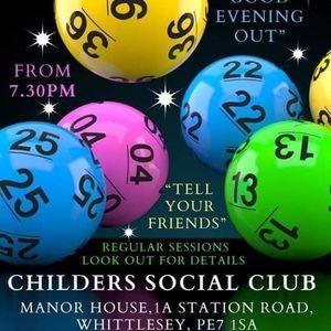 Childers Cash bingo night