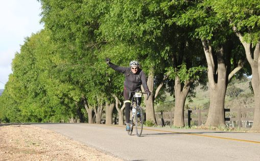 Solvang Double Century and Double Metric