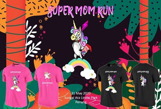 Super Mom Run 2020