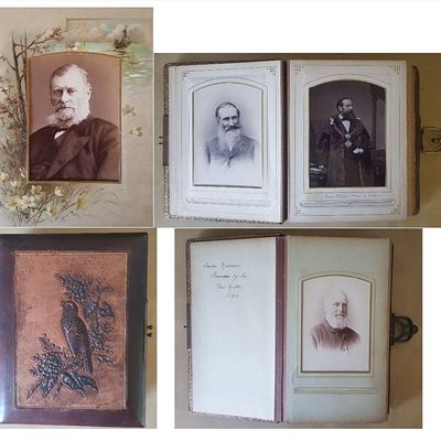 Victorian Photography and the Family Album