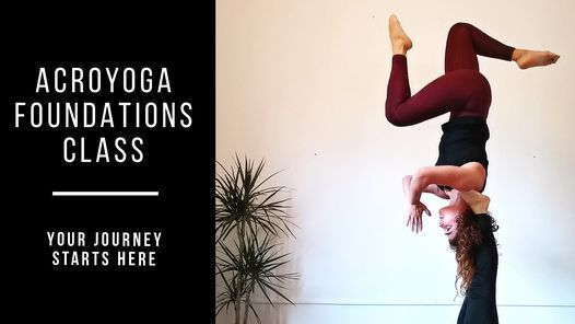 Acroyoga Foundations Class | Event in Barcelona | AllEvents.in
