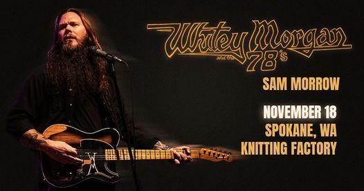 Whitey Morgan (Spokane, WA), 9 July   Event in Spokane   AllEvents.in