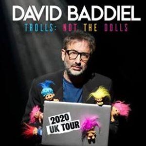 David Baddiel - Trolls Not The Dolls