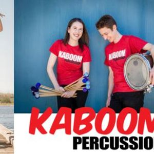 Statewide One Day with Kaboom Percussion