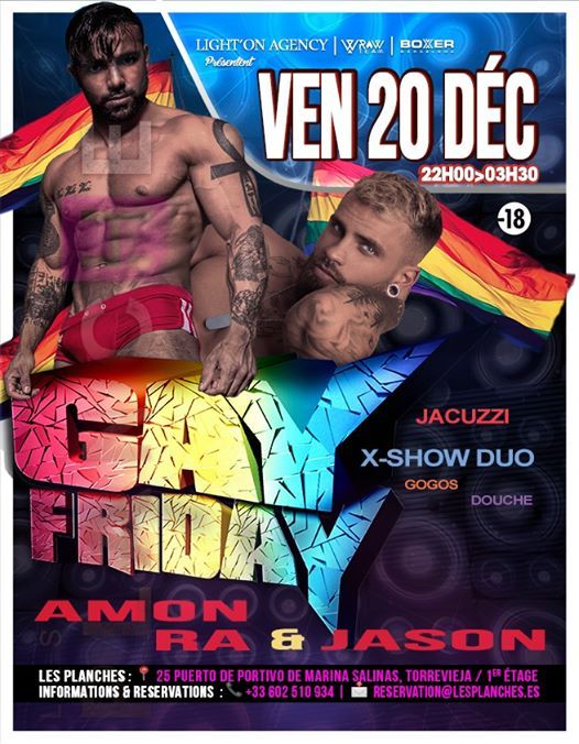 gay party torrevieja