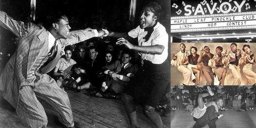 'The Swing Dance Revolution of Jazz Age Harlem' Webinar, 4 August | Online Event | AllEvents.in