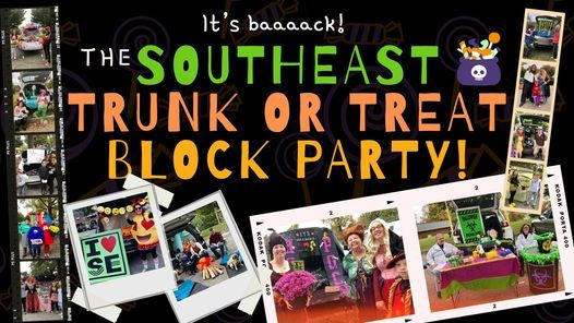 Southeast Trunk or Treat Block Party!, 30 October   Event in Roanoke   AllEvents.in