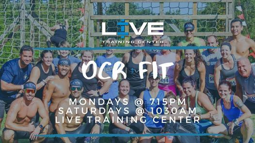 OCR Fit | Event in Palmetto | AllEvents.in