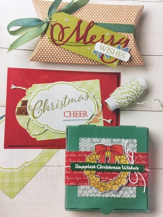Stampin Up! 2019 Holiday Catalog Launch at Stamping with
