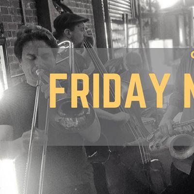 Friday Night Free Live Jazz  Original Pattern Brewing Co.