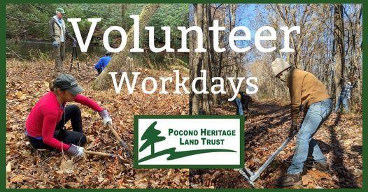 Volunteer at Pomeroy Nature Preserve, 17 April | Event in Stroudsburg | AllEvents.in