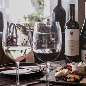 Italiensk Luksus Vinsmagning