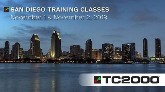 Free TC2000 Training Class - San Diego at San Diego Marriott