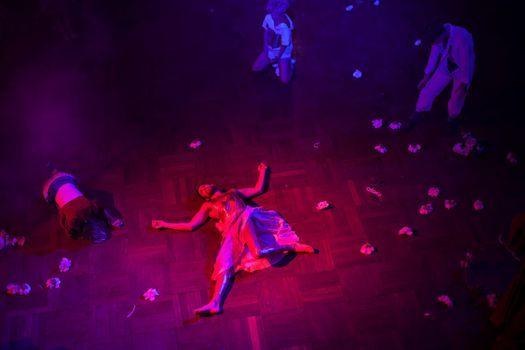 Volksbühne digital: Emma Howes and Justin Kennedy | Online Event | AllEvents.in