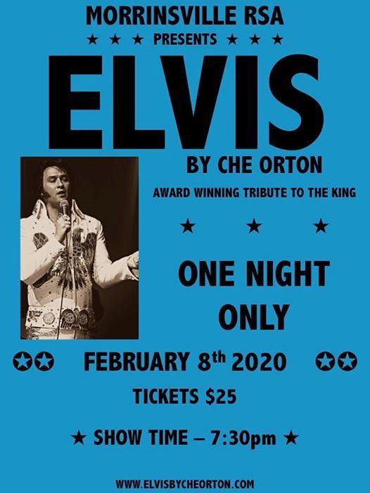 Elvis by Che Orton