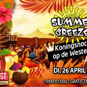 Summer Breeze Latin Night - Koningsnacht op de Westergas 2022
