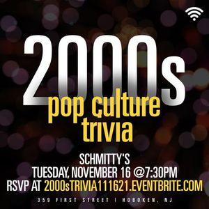 2000s Pop Culture Trivia
