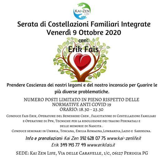 Costellazioni Familiari Integrate - Perugia