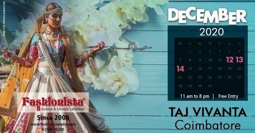 Fashionista Exhibition Coimbatore
