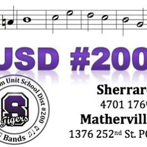 Sherrard All-Music Concert