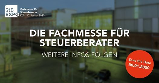 StB Expo - Die Fachmesse fr Steuerberater