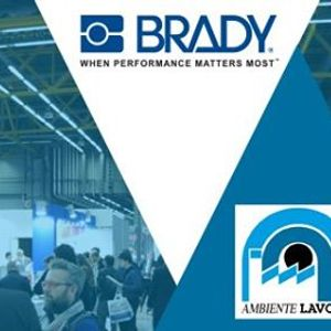 Brady at Ambiente Lavoro in Italy