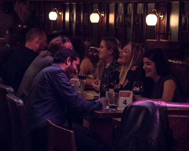 Hastighet dating 18 + London
