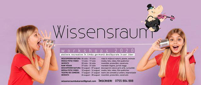 Workshop-uri Wissensraum n limba german