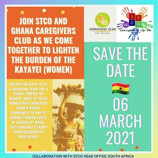 KAYAYEI DAY - STCO Ghana Branch, 6 March | Event in Accra | AllEvents.in