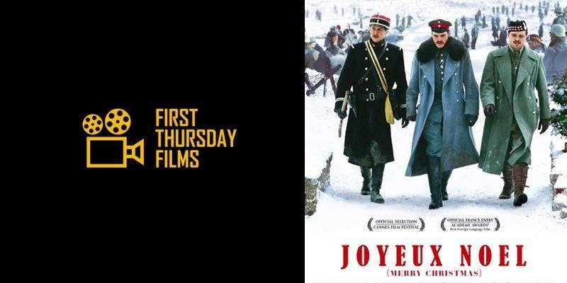 Joyeux Noel Twilight.First Thursday Films Joyeux Noel At Collingwood Library
