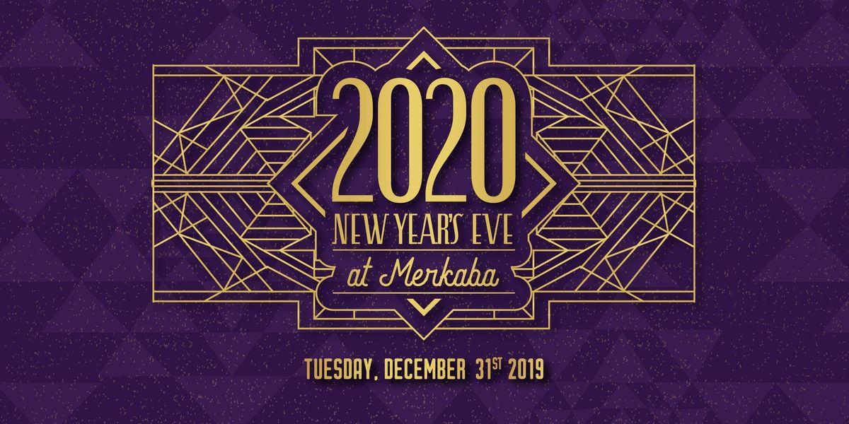 San Antonio New Years Eve 2020.New Year S Eve 2020 At Merkaba