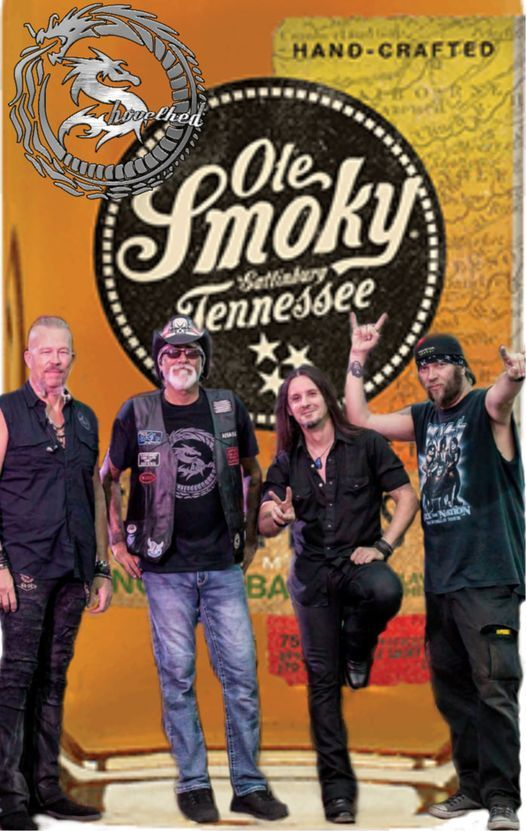 Biketoberfest at Cacklebery with Shovelhed, 14 October   Event in New Smyrna Beach   AllEvents.in