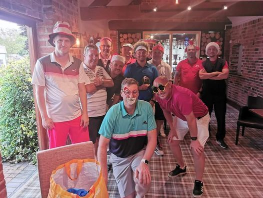 Vaughans Golf Society, 12 December | Event in Telford | AllEvents.in