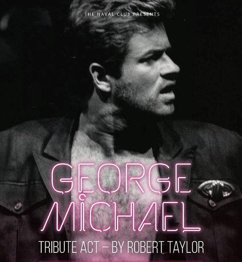 Incredible George Micheal Tribute - Robert Taylor | Event in Liverpool | AllEvents.in
