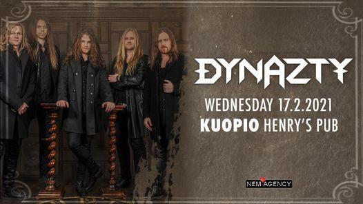 Dynazty (SWE) - Henrys Pub Kuopio