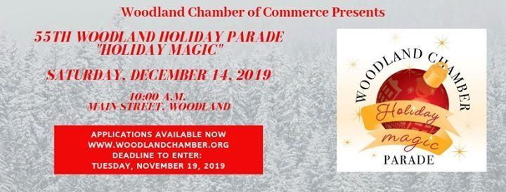 Woodland Christmas Parade 2021 55th Woodland Holiday Parade Main St Woodland Ca 95695 United States December 14 2019 Allevents In