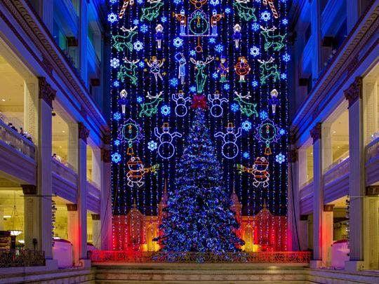 Philadelphia Christmas Shows 2021 Philly Christmas Walk Love Park Across From Suburban Station Philadelphia December 12 2020 Allevents In
