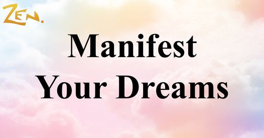 Manifest Your Dreams, 19 August   Event in Birmingham   AllEvents.in