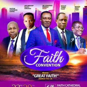 Faith Convention 2020